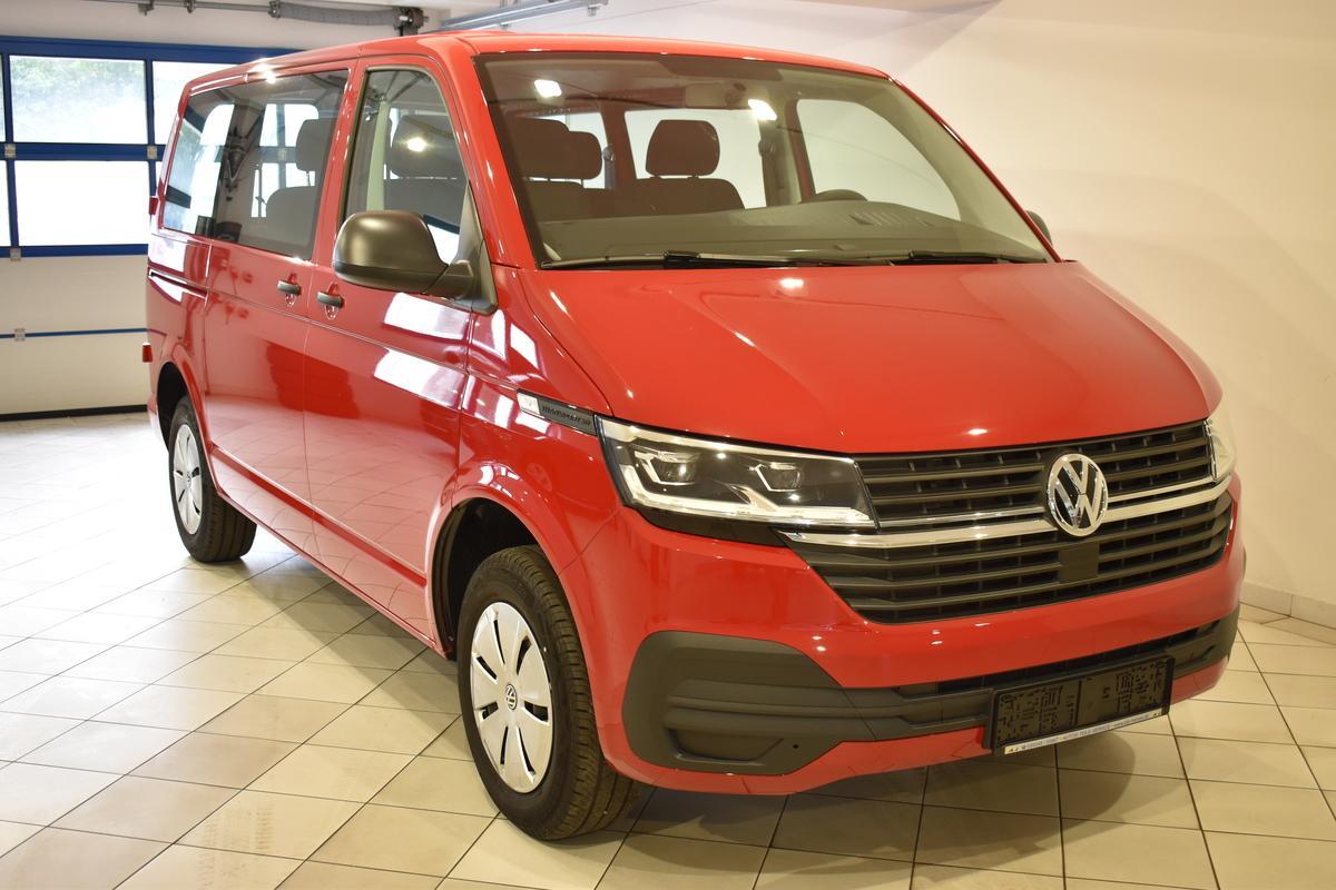 Volkswagen T6.1 Kombi 2.0TDI LED 6-Sitze Klima PDC