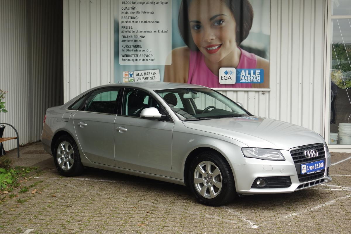 Audi A4 1H*47TKM !!!*NAVI MMI*XENON*AHK*SHZ*APS*TEMPOMAT