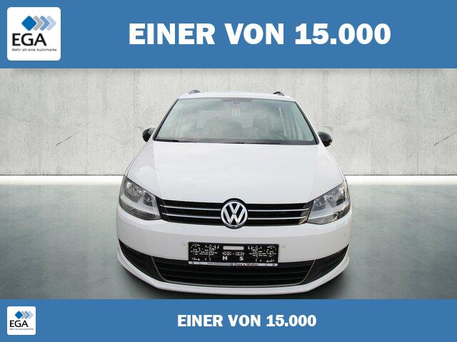 VW Sharan 2.0 TDI BMT 6-DSG AHK+PANO-DACH+7-SITZER