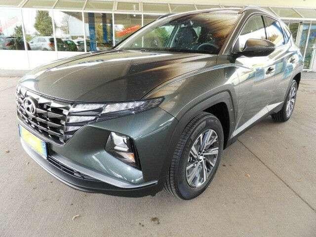 Hyundai Tucson 1.6 T-GDI  LM*Navi*LED*Blind Spot*Sofort!