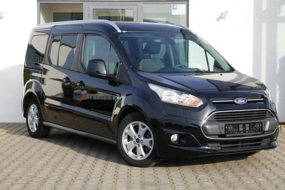 Ford Grand Tourneo Connect Aut. 16Zoll PDC Kamera