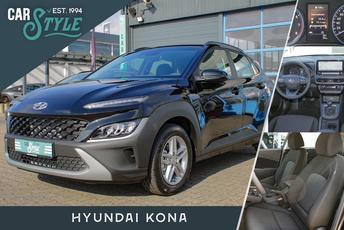 Hyundai Kona MJ21 N-Line Navi Krell LED HeadUp 18