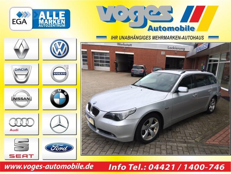 BMW 525d Touring Aut.