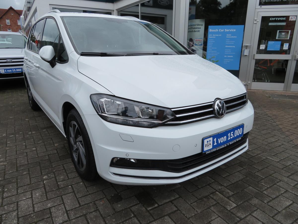 Volkswagen Touran 1.4 TSI Sound Navi PDC
