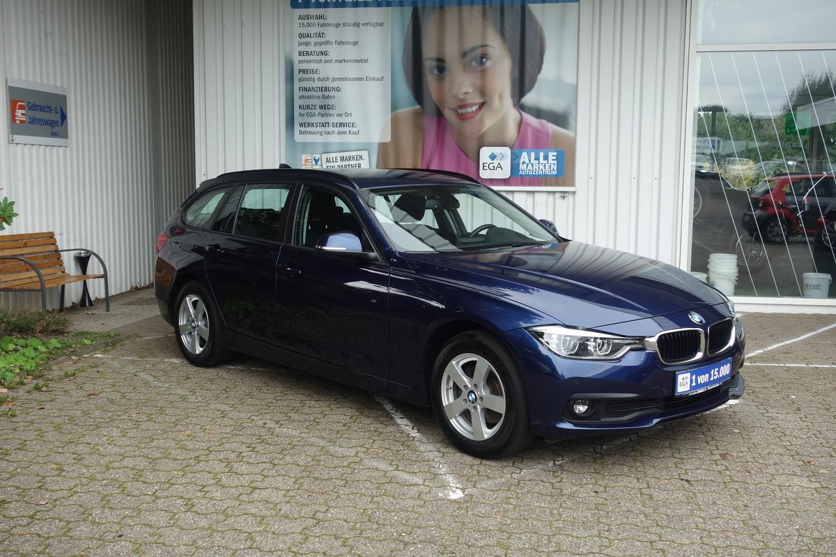BMW 320 dA TOUR.xDRIVE NAVI ALU KLIMA HIFI LED SHZ PDC