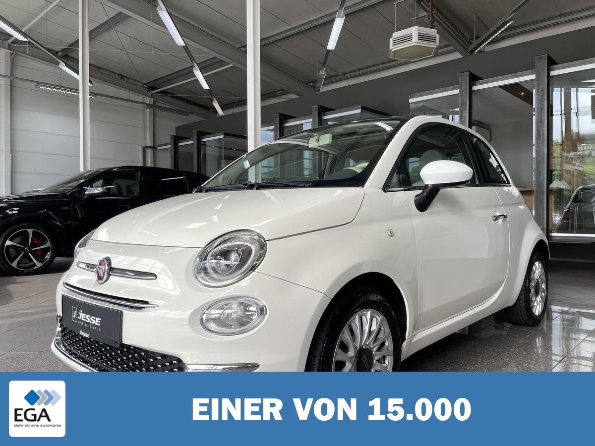 Fiat 500 1.2 8V Aut. Schiebedach Klima EURO6