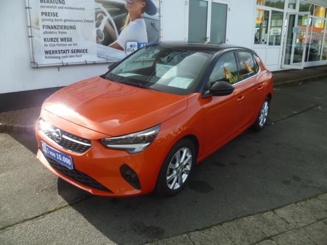 Opel Corsa F Elegance Plus LED *LM*Apple*Sitzheizung*NAVI*LED