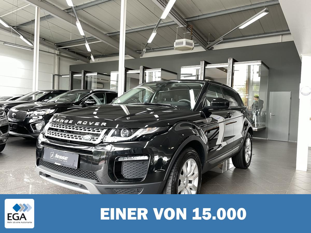 Land Rover Range Rover Evoque 2.0 TD4 SE Bi-Xenon Navi R°Cam