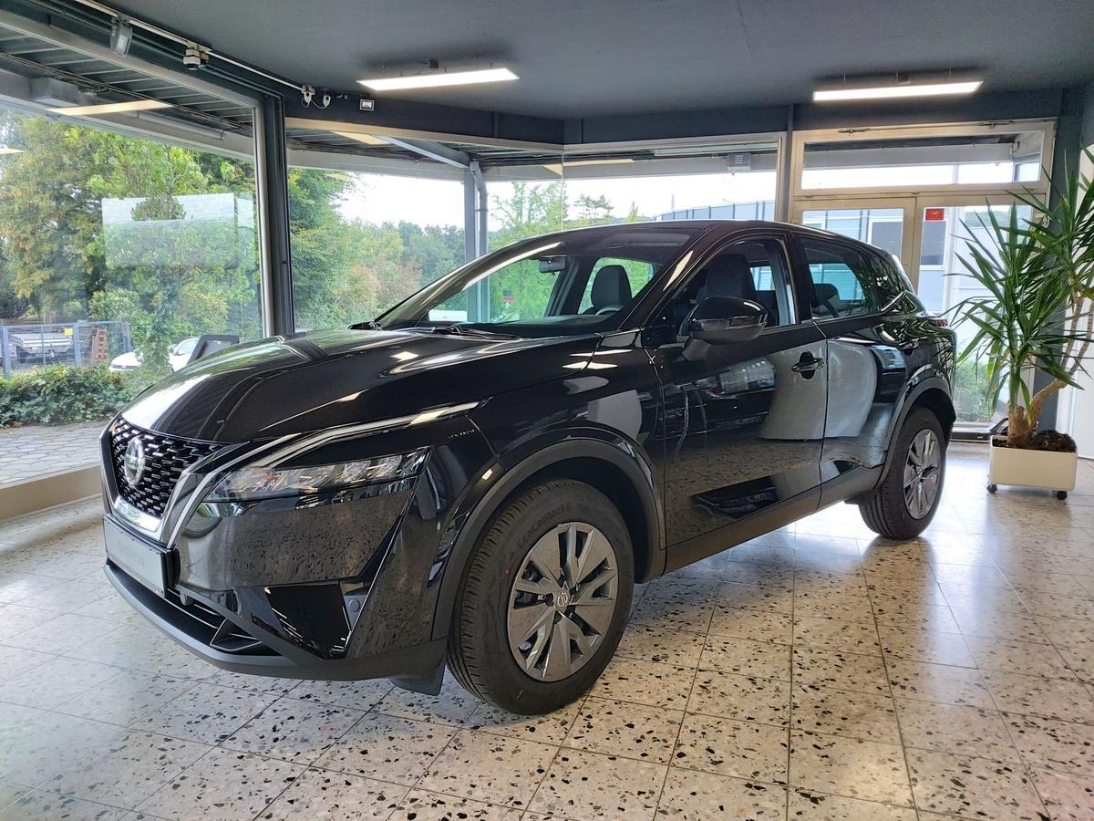 Nissan Qashqai VISIA 1.3 DIG-T MHEV