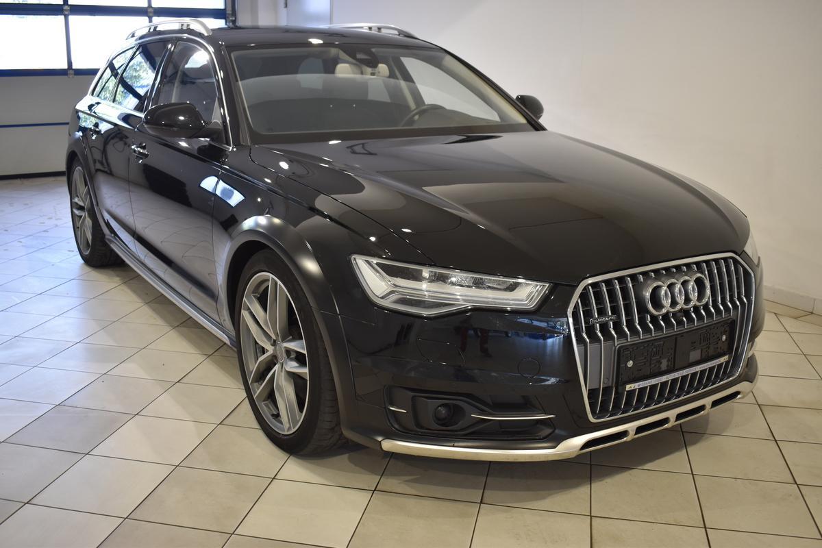 Audi A6 Allroad 3.0TDI quattro ACC AHZV LEDER LUFT NAVI StHz