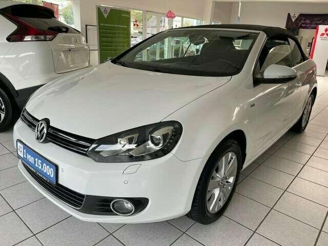 Volkswagen Golf Cabrio Life