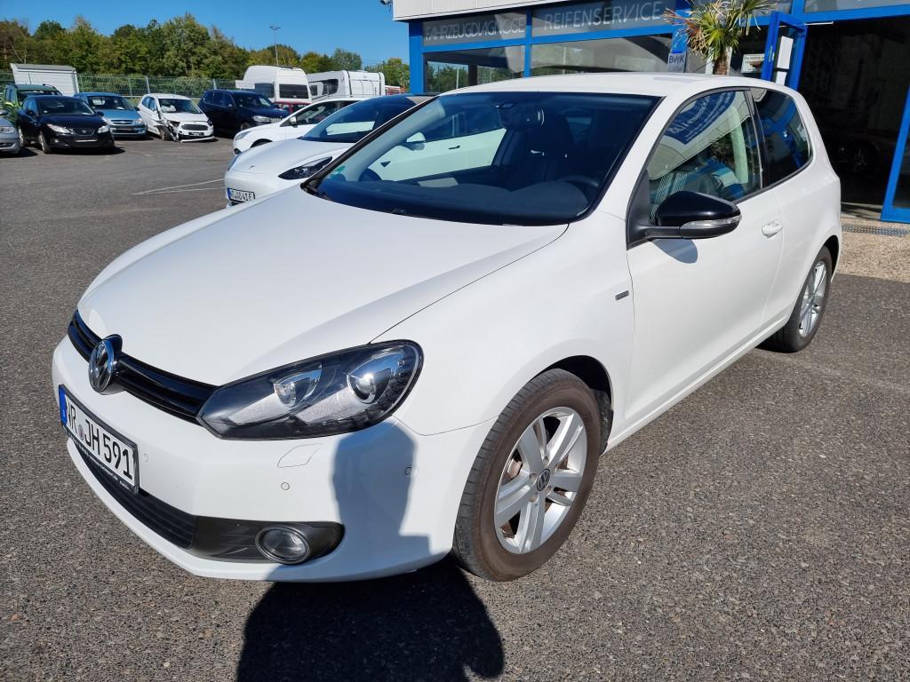 VW Golf Match BMT 1,6 TDI*DSG*Klimaauto*SHZ*UVM