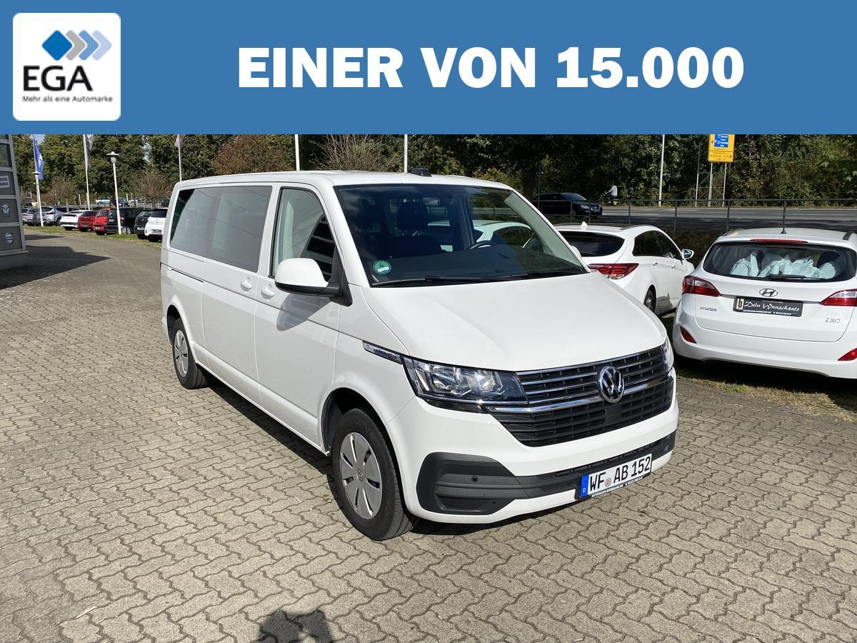 Volkswagen T6 Caravelle Lang  2.0TDI DSG AHK 9-Sitzer Touchscreen