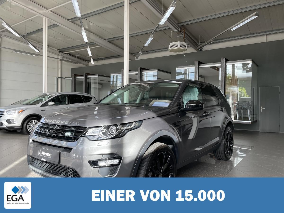 Land Rover Discovery Sport 2.0 TD4 SE Bi-Xenon Navi R*Cam AHK Temp*