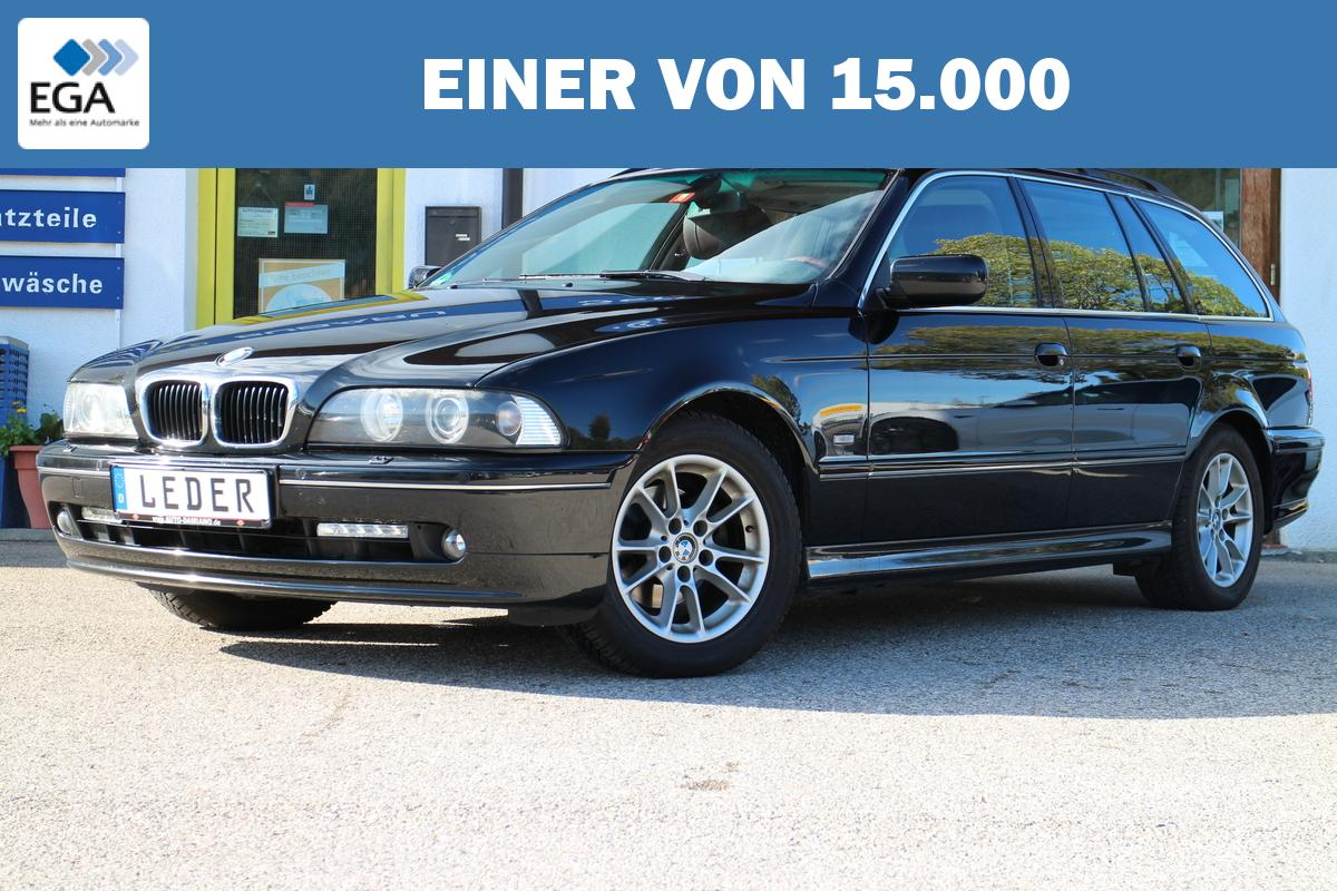 BMW 520Touring Edition Exclusive 3.Hand