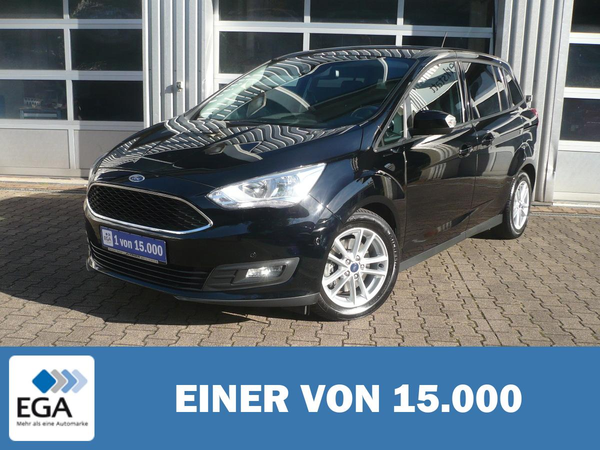 Ford Grand C-Max 1.5 EcoBoost Cool&Connect - Navi/ Sitzh./ PDC