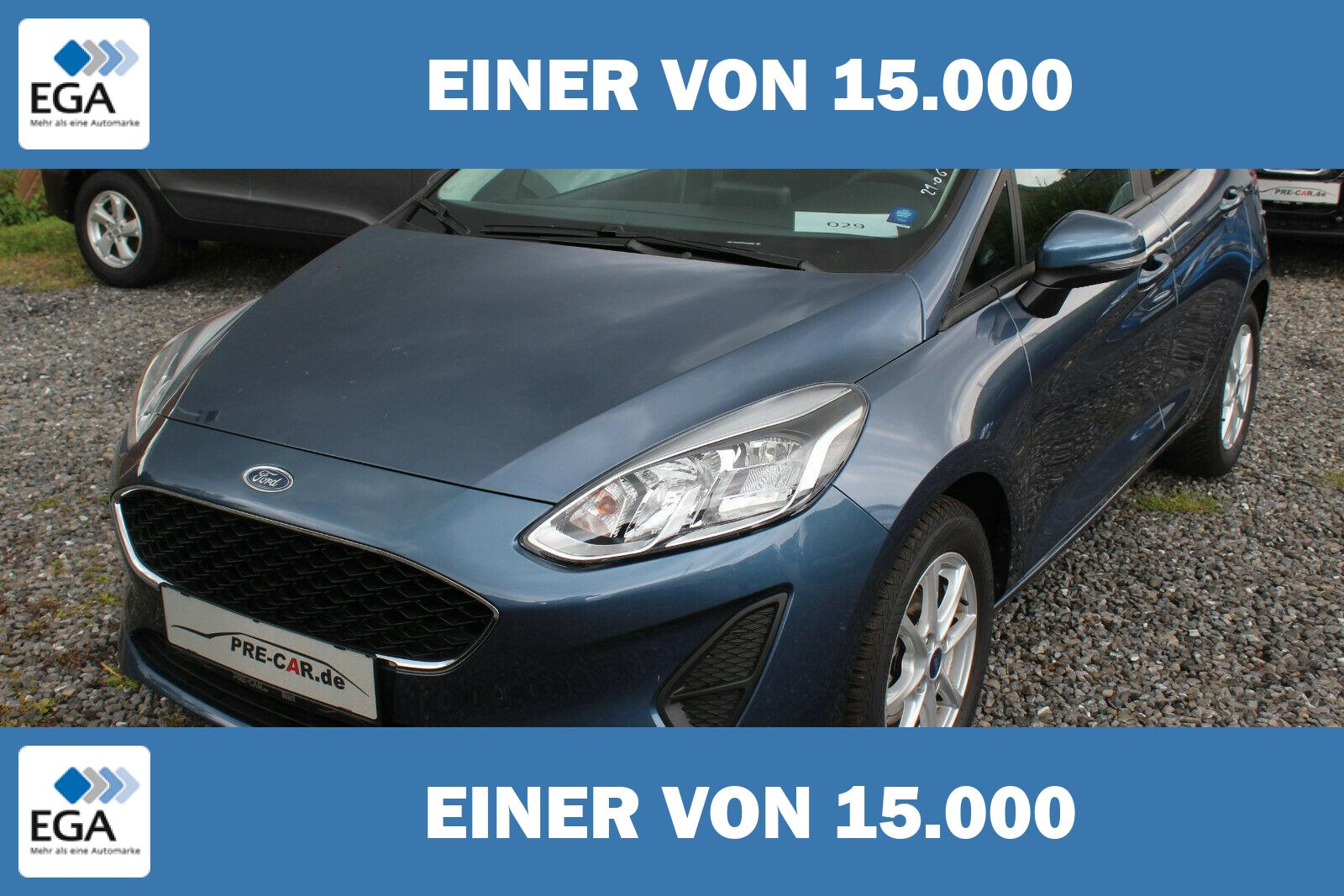 FORD Fiesta 1,0 Cool & Connect 5-türig