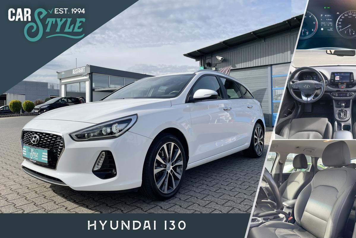 Hyundai i30 1.6 CRDi PDC SHZ NAVI AUTOMATIK R.CAM