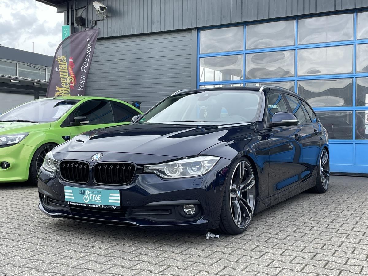 BMW 320d Touring Advantage LED SHZ Navi Pano HiFi LH