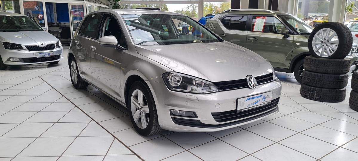Volkswagen Golf VII 1.2 TSI Comfortline BMT