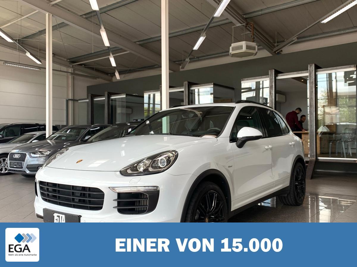 Porsche Cayenne S diesel Sport-Chrono Luft Pano 21