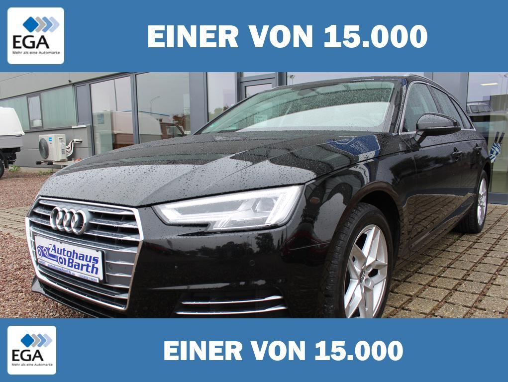 Audi A4 *LED* Automatik* Navigation* Tempomat* SHZ*