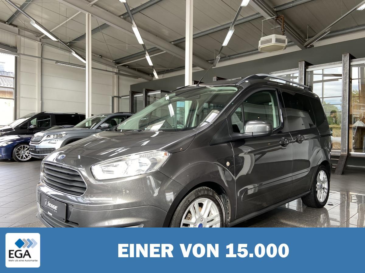 Ford Tourneo Courier Titanium 1.0 EcoBoost SHZ Klima* EU6