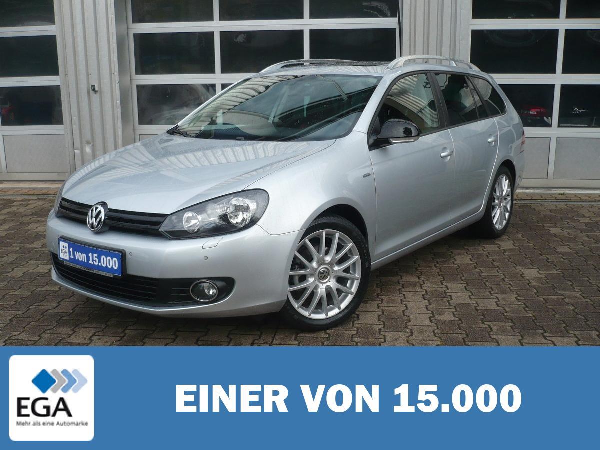 Volkswagen Golf Variant VI 1.2 TSI Match - Panoramaschiebed./ Sitzh./