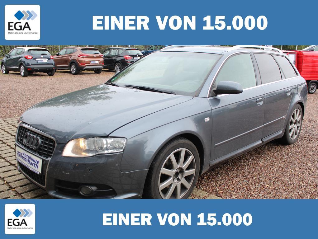 Audi A4 *S-Line*Automatik* Xenon*Leder*Sound-System*
