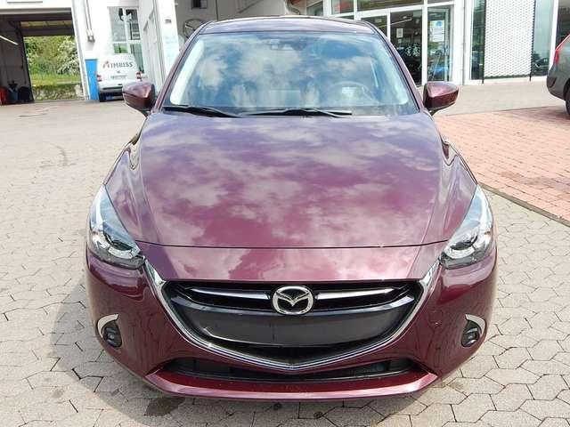 Mazda 2 Kizoku-Intense 115 PS +Alcantara+Head-UP+Log-In+
