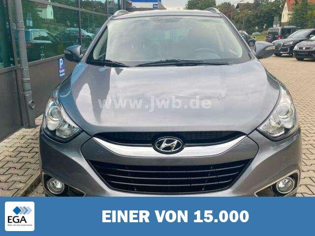Hyundai iX35 2.0 4WD Aut Premium Garantie Leder AHK PP h