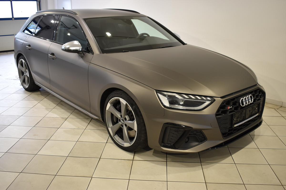 Audi S4 Avant TDI quattro 5J. Garantie Massage Navi  LED