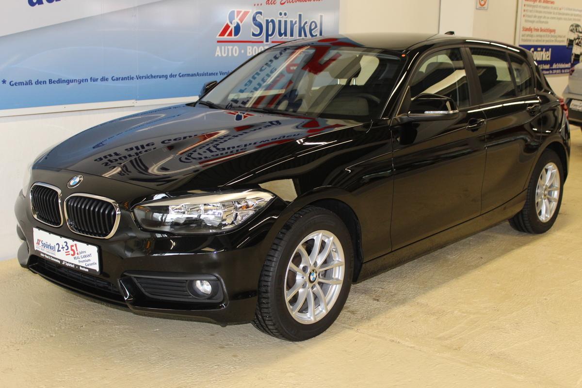 BMW 116d Advantage,Automatik,Sound System