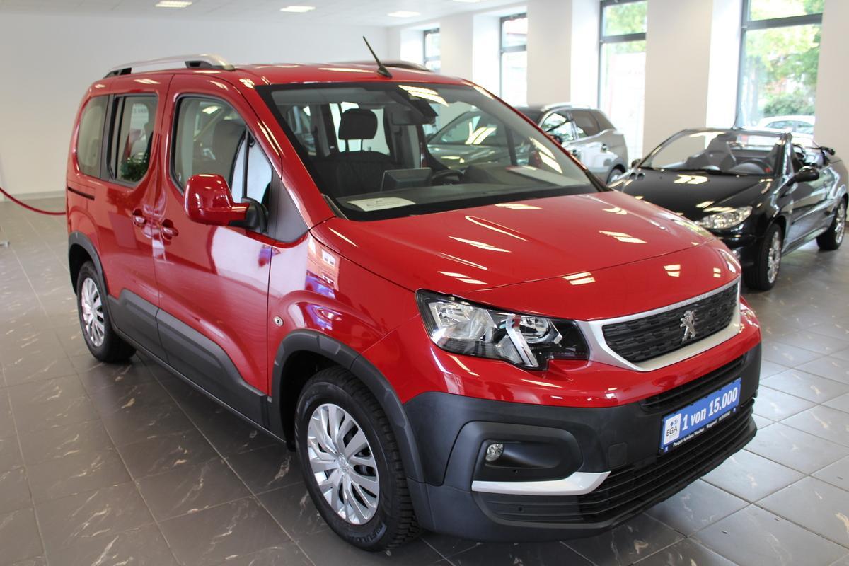 Peugeot Rifter PureTech 110 L1 Active
