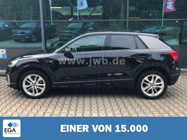 Audi Q2 design s-line Leder DSG side ass NP46t Garant