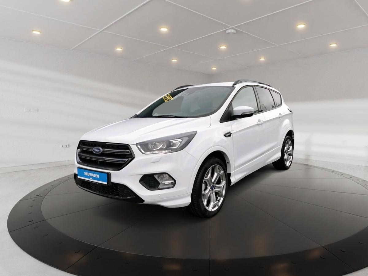 Ford Kuga 1.5 150PS EcoBoost ST-Line Klimaautomatik Navi Frontscheibe beheizb. 19