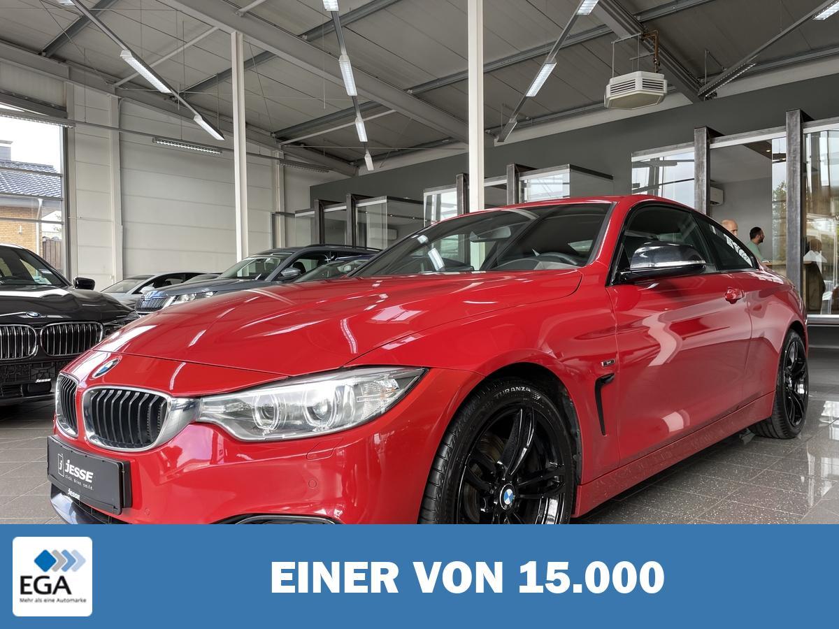 BMW 430d Xenon Navi Prof. Temp* HUD R*Cam SHZ