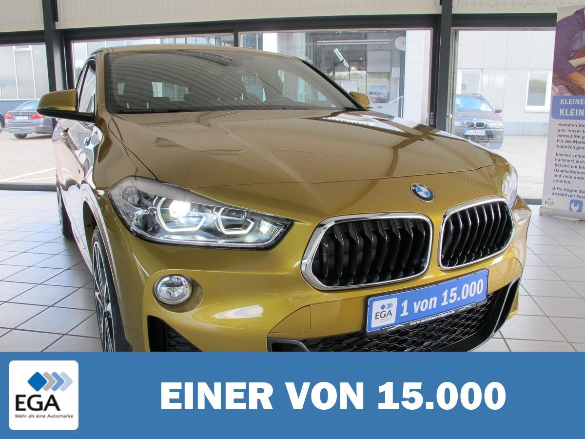 BMW X2sDrive18i,M-Sport,AHK,192 Alu,PDC,Sitzh.,LED,Klimaautom.