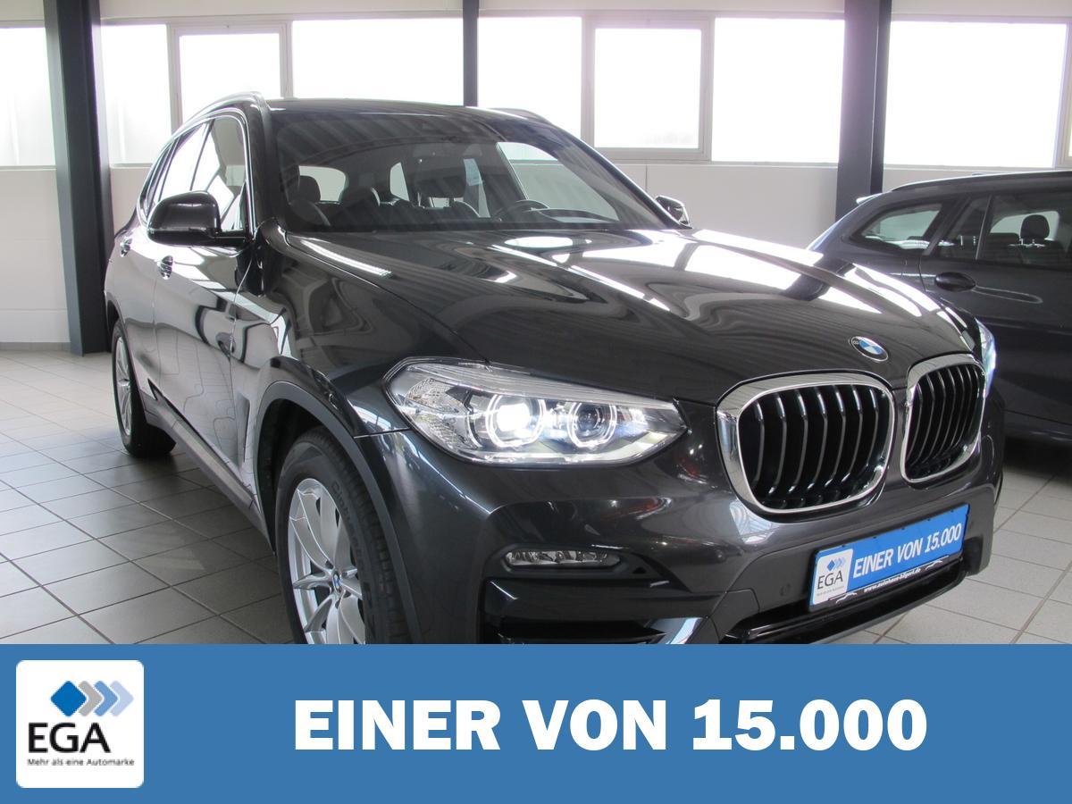 BMW X3xDrive20d,AHK,Lenkradh.,Sports.,LED,PDC,Klimaauto.,Sitzh.