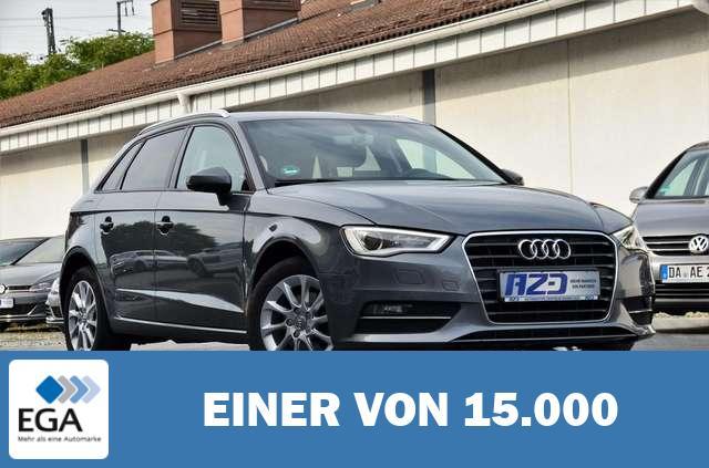 Audi A3 1.6 TDI S-Tron EUR6 XENON NAVI GRA SHZ PDC