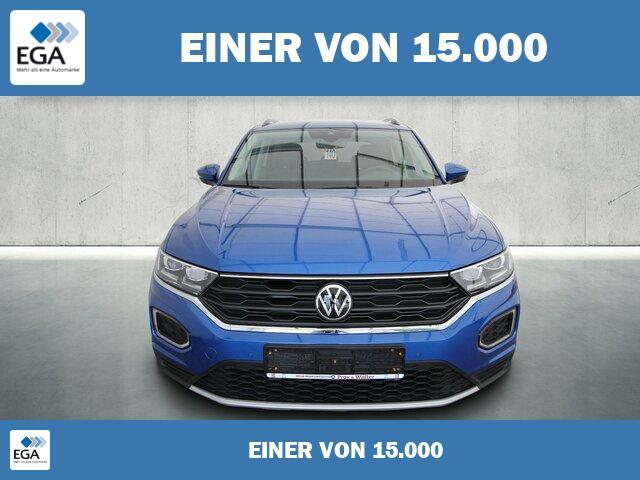 VW T-Roc 1.5 TSI ACT OPF DSG Style Plus LED+KAMERA