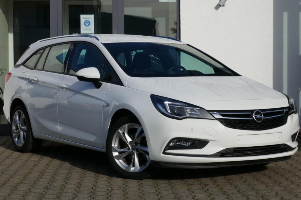 Opel Astra ST 1.4 92kW Stzhzg Sprhlt 17Zoll AHK PDC