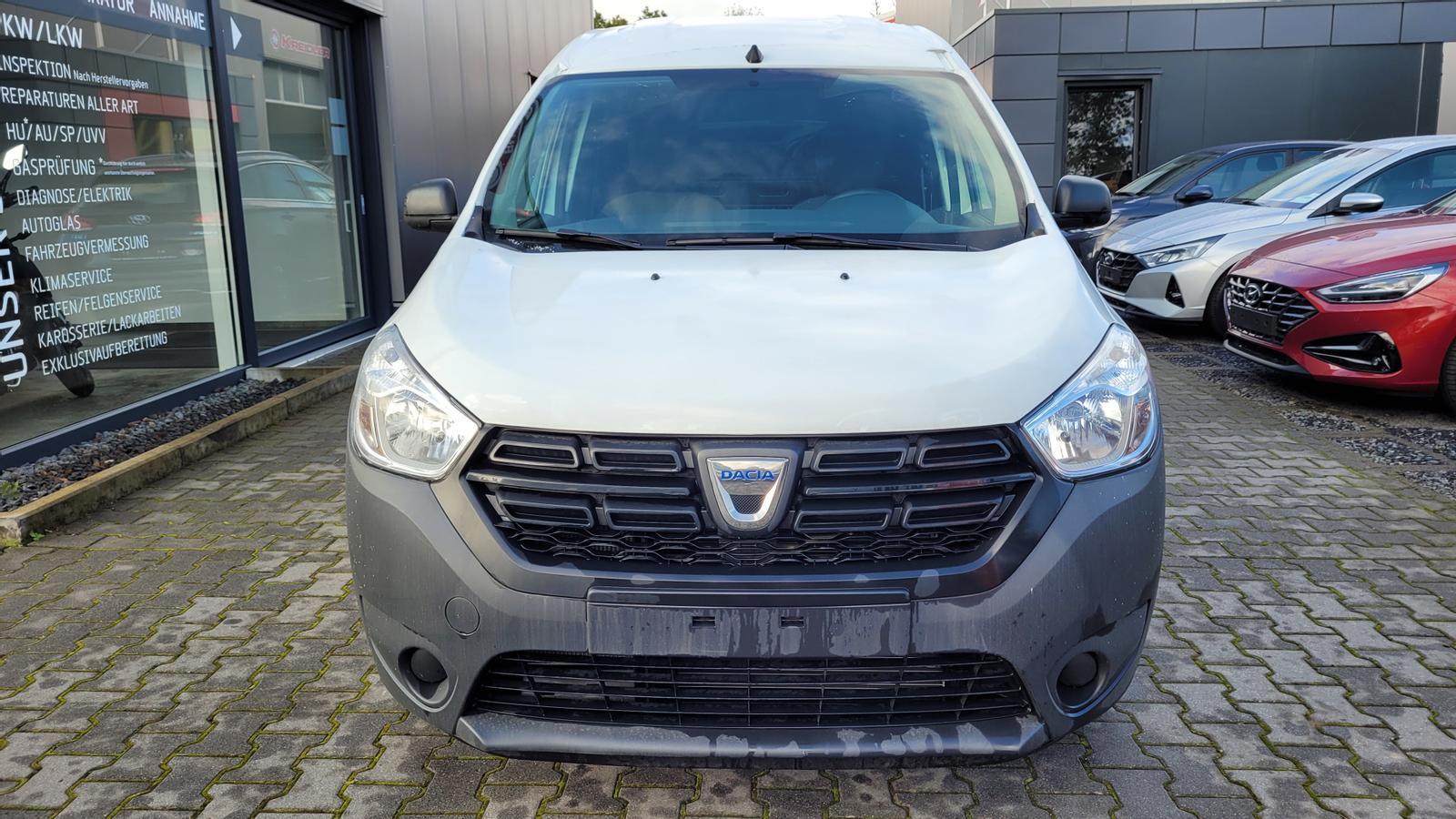 Dacia Dokker Express dCI75 Klima*Radio*elektr. Fenster