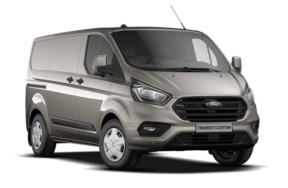 Ford Transit Custom MY21 2.0 TDCi 130 L1 280 Trend AHK. Kl
