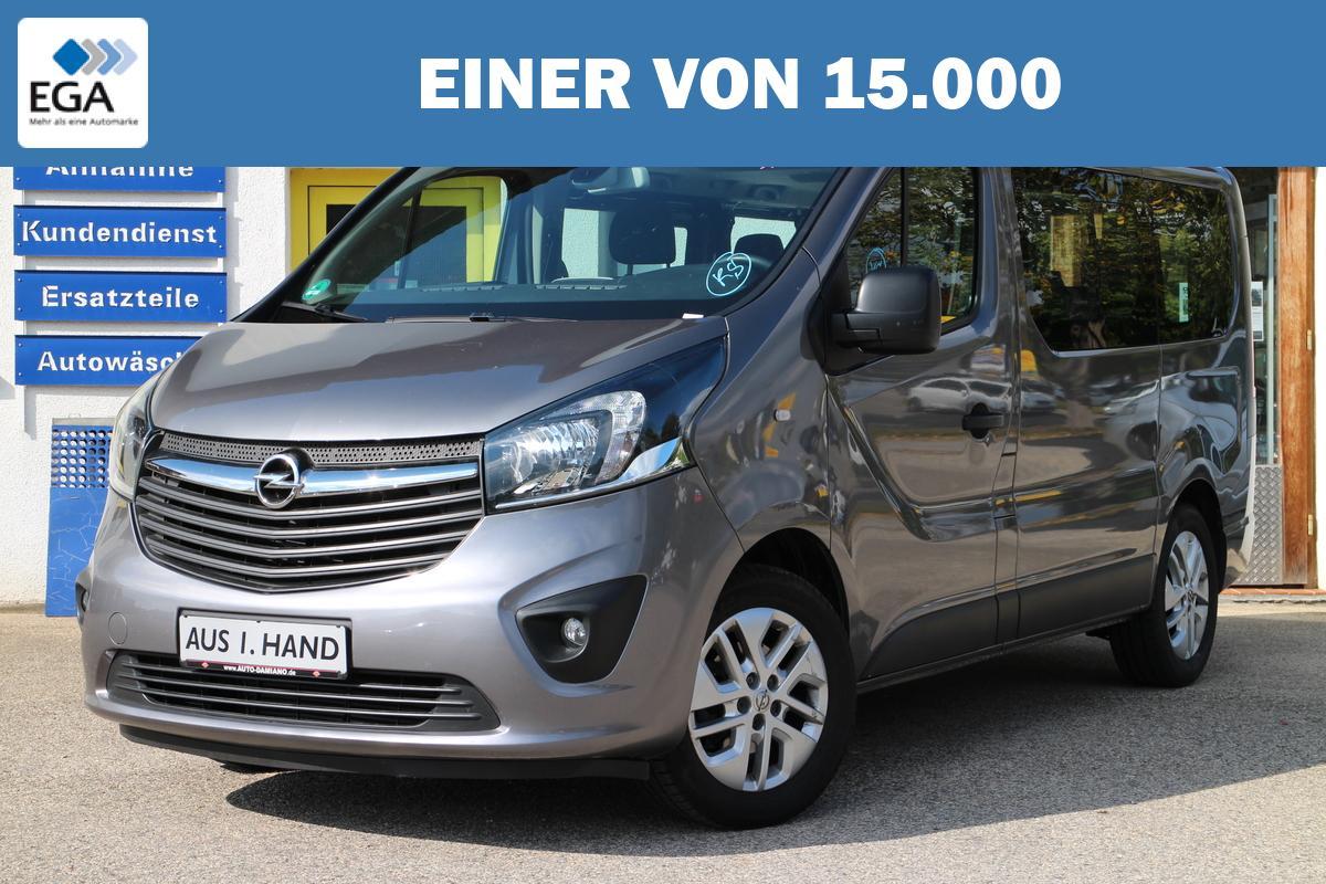 Opel Vivaro 1.6 CDTI L1H1 S&S 8 Sitzer Navi AHK