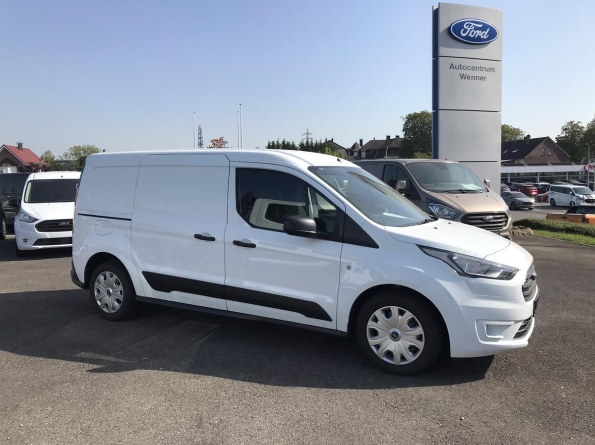 Ford Transit Connect Kasten L2 Ecoblue Trend AHK / PDC