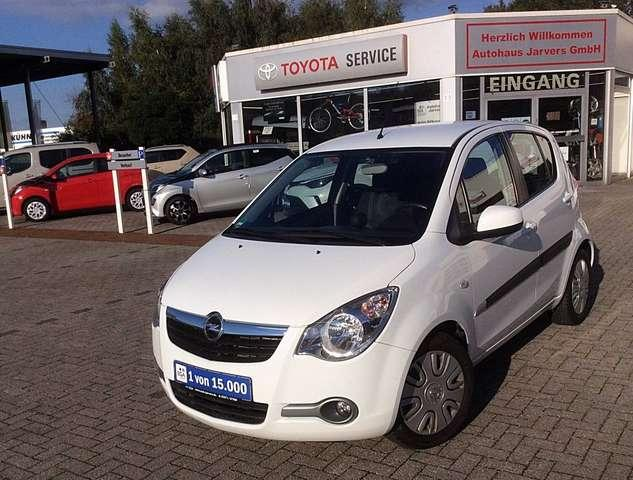 Opel Agila Agila 1.2 Automatik Edition *Klima*Allwetter*