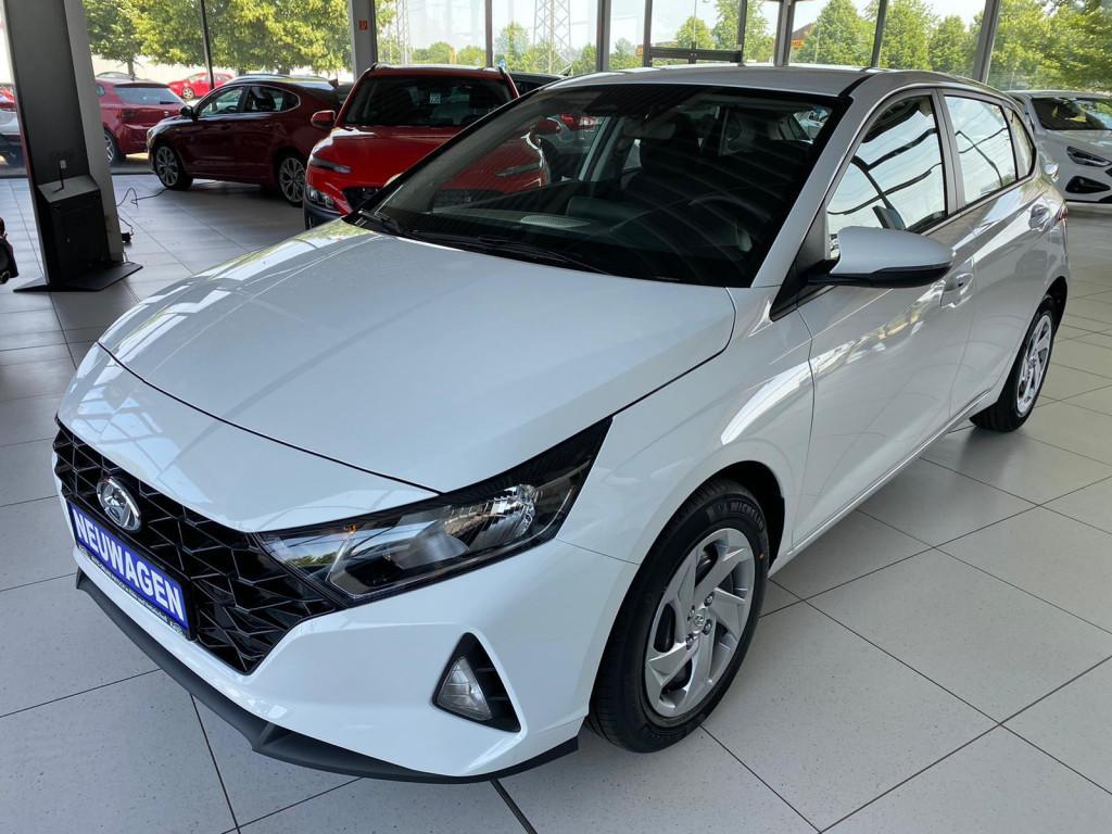 Hyundai i20 1,0 T-GDI *7Gang-DCT*Sitzheizung*PDC*UVM