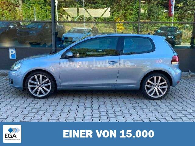 Volkswagen Golf VI TSI Highline DSG 5tg Steuerkette+TÜV neu