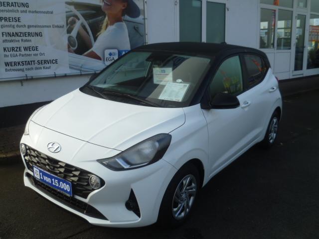 Hyundai i10 Comfort Plus*Dach schwarz*Apple*PDC*Sitzheizung*